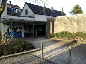Sporthalle Grundschule Yorckstraße